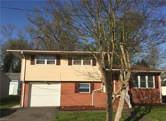 Detached,Detached Residential, Split-Level - Hampton, VA (photo 1)