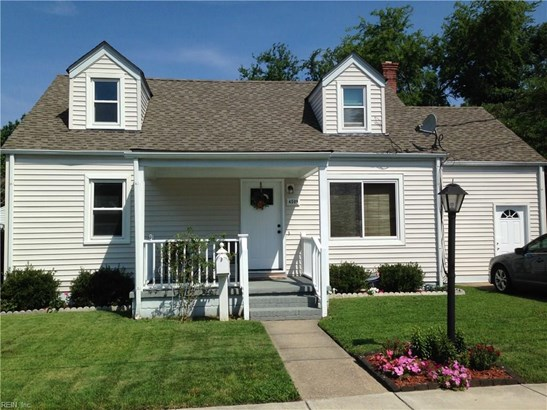 Cape Cod, Detached,Detached Residential - Norfolk, VA (photo 1)