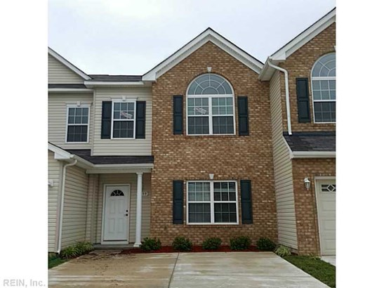 Attached,Attached Residential, Townhouse - Newport News, VA (photo 1)
