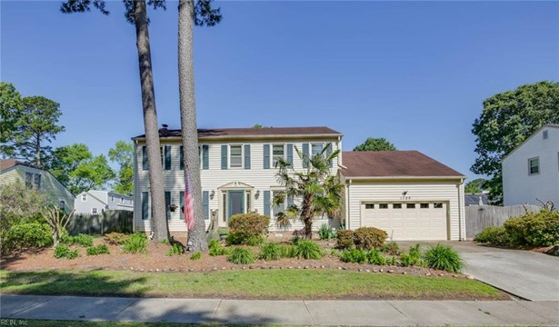 1709 Macgregory Street, Virginia Beach, VA - USA (photo 1)