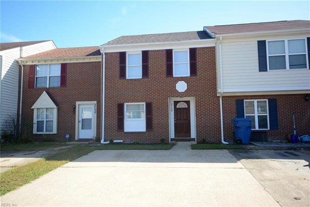 Attached,Attached Residential, Townhouse - Virginia Beach, VA (photo 1)