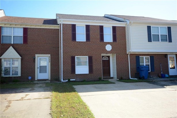 Attached,Attached Residential, Townhouse - Virginia Beach, VA (photo 2)