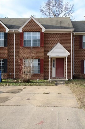 Attached,Attached Residential, Townhouse - Chesapeake, VA (photo 1)