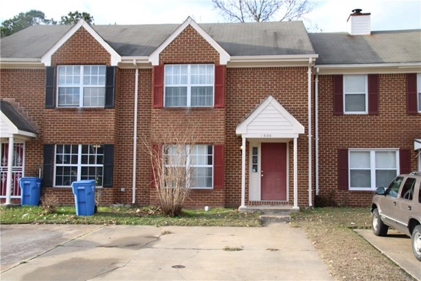 Attached,Attached Residential, Townhouse - Chesapeake, VA (photo 2)