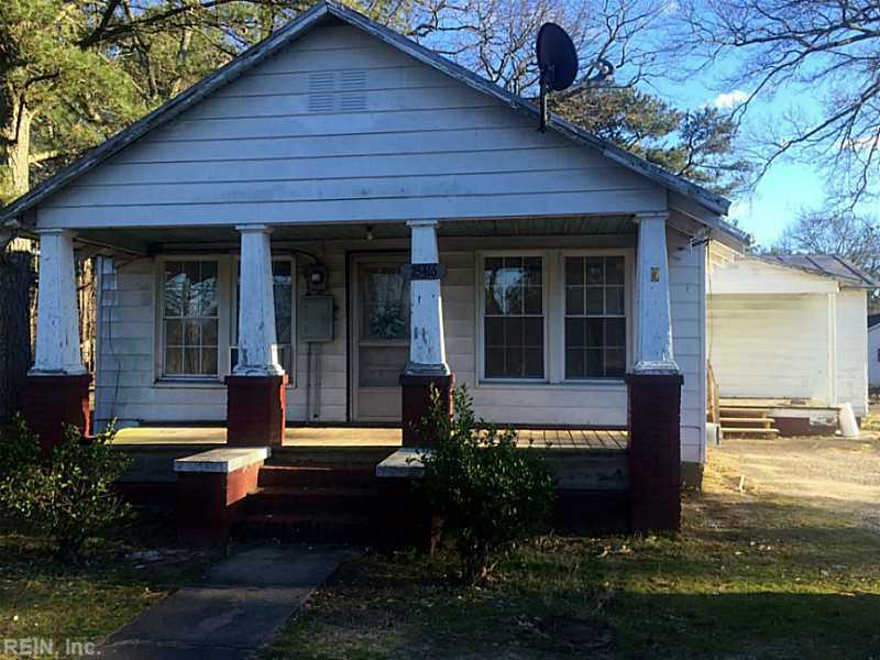 Detached,Detached Residential, Bungalow - Southampton County, VA (photo 1)