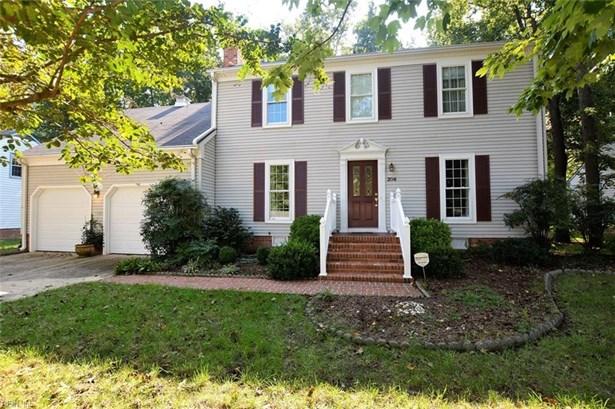 Colonial, Detached,Detached Residential - Hampton, VA (photo 1)
