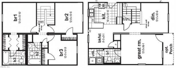 Modular,Transitional, Detached,Detached Residential - Norfolk, VA (photo 2)