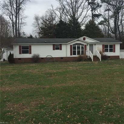 Mobile Home,Ranch, Detached,Detached Residential - Isle of Wight County, VA (photo 1)