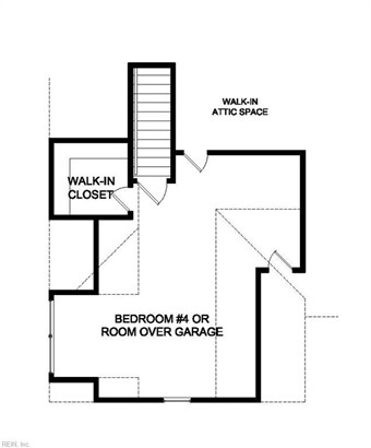 Traditional, Detached,Detached Residential - Suffolk, VA (photo 5)