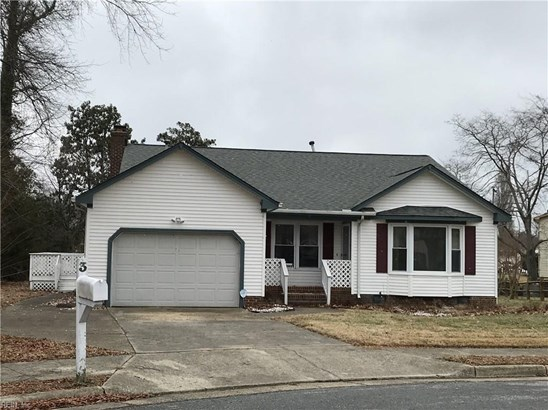 Ranch,Transitional, Detached,Detached Residential - Hampton, VA (photo 1)