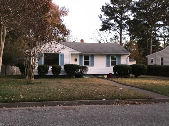 Ranch, Detached,Detached Residential - Newport News, VA (photo 1)