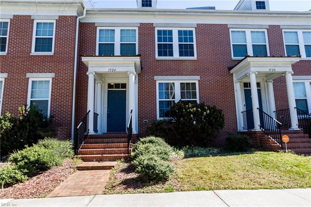 Attached,Attached Residential, Traditional,Transitional - Norfolk, VA (photo 1)