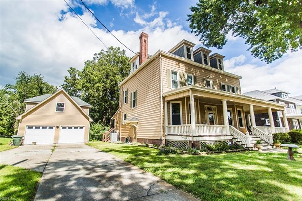 Victorian, Detached,Detached Residential - Newport News, VA (photo 2)