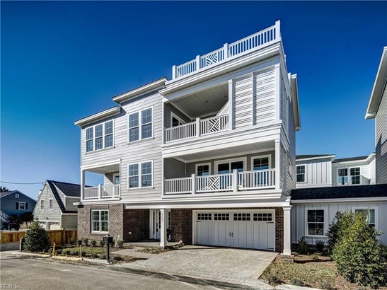 Attached,Attached Residential, Other,Traditional - Virginia Beach, VA (photo 4)