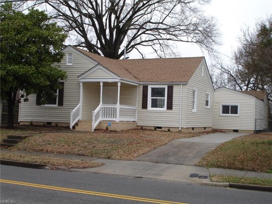 Ranch,Traditional, Detached,Detached Residential - Portsmouth, VA (photo 1)