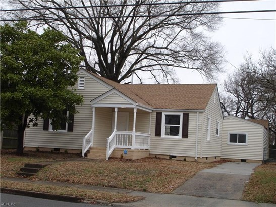Ranch,Traditional, Detached,Detached Residential - Portsmouth, VA (photo 2)