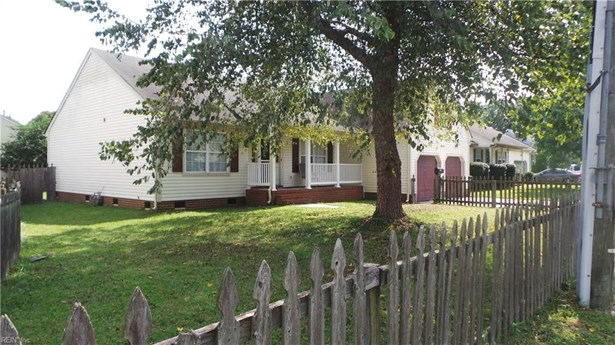 Attached,Attached Residential, Ranch - Norfolk, VA (photo 2)
