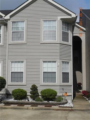 Attached,Attached Residential, Townhouse - Hampton, VA (photo 2)