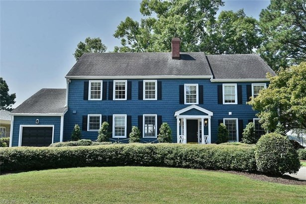Colonial, Detached,Detached Residential - Portsmouth, VA (photo 3)