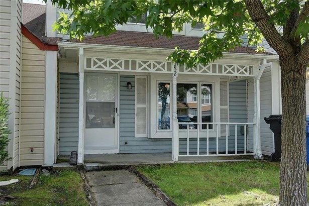 Attached,Attached Residential, Townhouse,Transitional - Virginia Beach, VA (photo 3)
