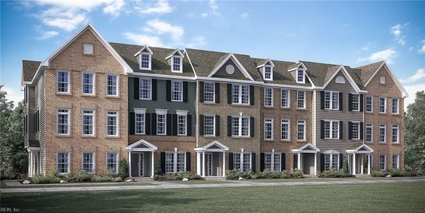 Attached,Attached Residential, Townhouse,Transitional - York County, VA (photo 1)