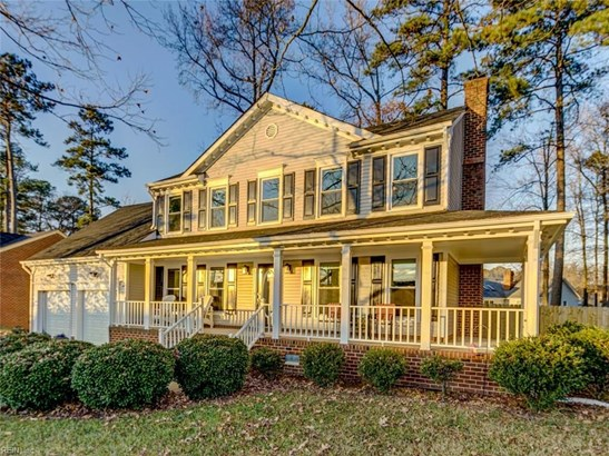 Colonial,Victorian, Detached,Detached Residential - Portsmouth, VA (photo 1)