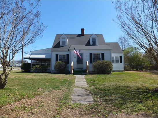 Cape Cod, Detached,Detached Residential - Franklin, VA (photo 1)