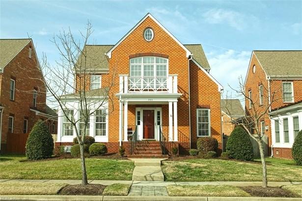 Transitional, Detached,Detached Residential - Newport News, VA (photo 1)