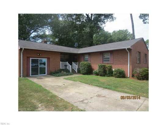 Rental,Single Family, Colonial,Ranch - Newport News, VA (photo 1)