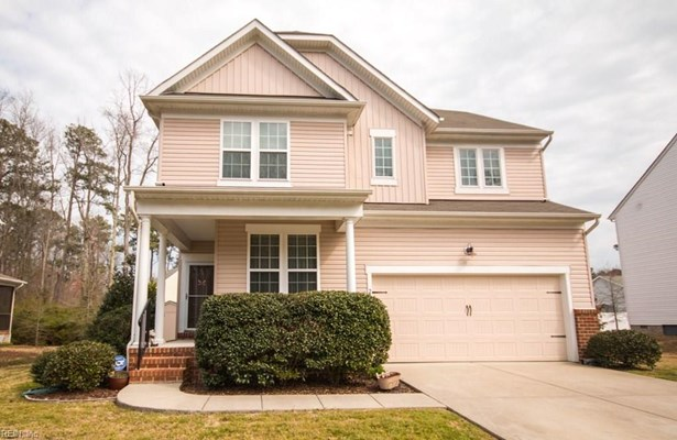 Traditional, Detached,Detached Residential - York County, VA (photo 1)