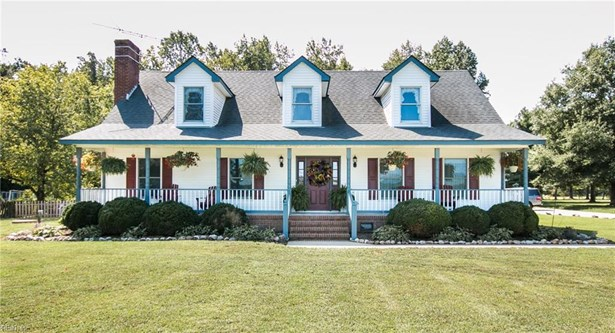 Cape Cod, Detached,Detached Residential - Isle of Wight County, VA (photo 2)