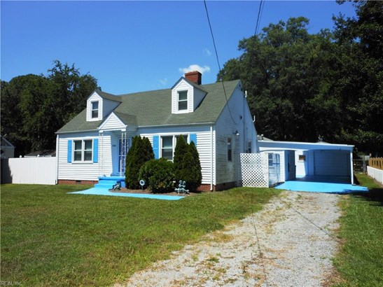 Cape Cod, Detached,Detached Residential - Portsmouth, VA (photo 1)