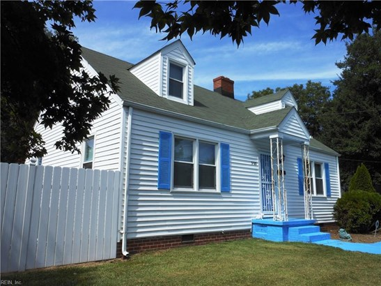 Cape Cod, Detached,Detached Residential - Portsmouth, VA (photo 3)