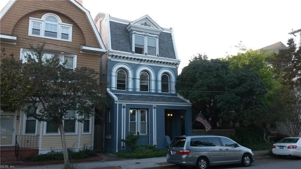 Detached,Detached Residential, Traditional,Victorian - Norfolk, VA (photo 3)
