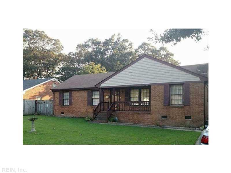 Ranch,Traditional, Detached,Detached Residential - Chesapeake, VA (photo 1)