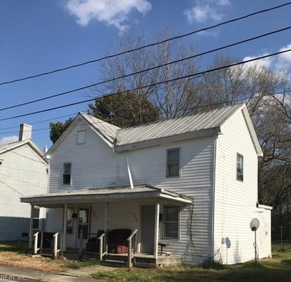 Side by Side, Duplex,Multi Family Residential - Franklin, VA (photo 1)