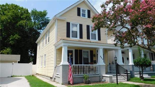 Colonial,Traditional, Detached,Detached Residential - Norfolk, VA (photo 2)