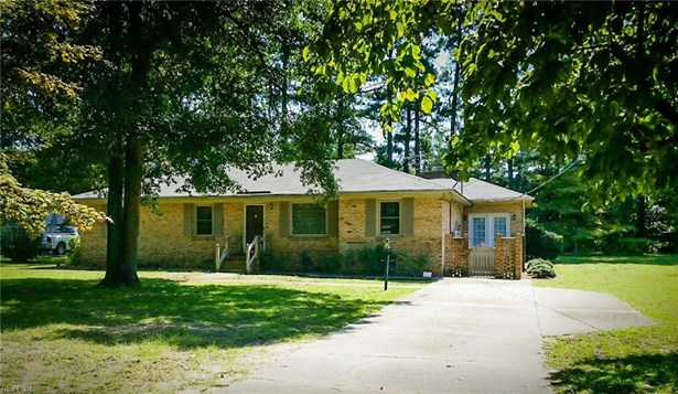 Ranch, Detached,Detached Residential - Southampton County, VA (photo 1)