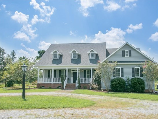 Cape Cod, Detached,Detached Residential - Southampton County, VA (photo 2)