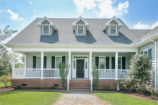 Cape Cod, Detached,Detached Residential - Southampton County, VA (photo 3)