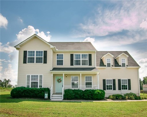Traditional, Detached,Detached Residential - Southampton County, VA (photo 1)