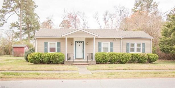 Detached,Detached Residential, Bungalow - Franklin, VA (photo 1)