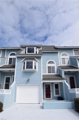 Attached,Attached Residential, Contemp,Townhouse - Norfolk, VA (photo 2)