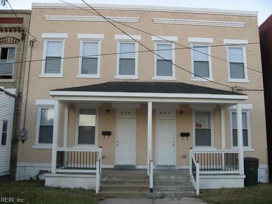 Rental,Townhouse, Traditional - Newport News, VA (photo 1)