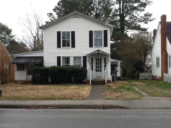 Transitional, Detached,Detached Residential - Sussex County, VA (photo 1)