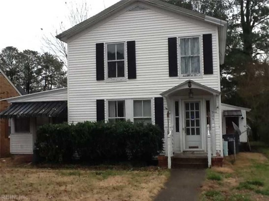 Transitional, Detached,Detached Residential - Sussex County, VA (photo 2)