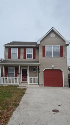 Detached,Detached Residential, Traditional,Transitional - Norfolk, VA (photo 2)