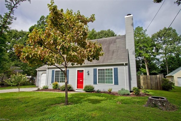 Cape Cod, Detached,Detached Residential - York County, VA (photo 1)