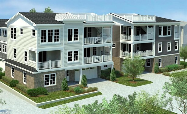 Attached,Attached Residential, Other,Traditional - Virginia Beach, VA (photo 3)