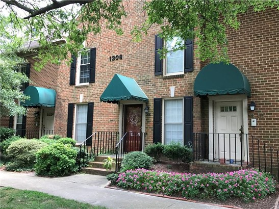 Attached,Attached Residential, Townhouse,Victorian - Norfolk, VA (photo 1)